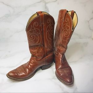 Justin cowboy boots style 2504 11E